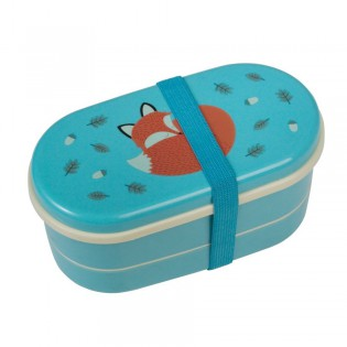 Lunch box Bento Renard